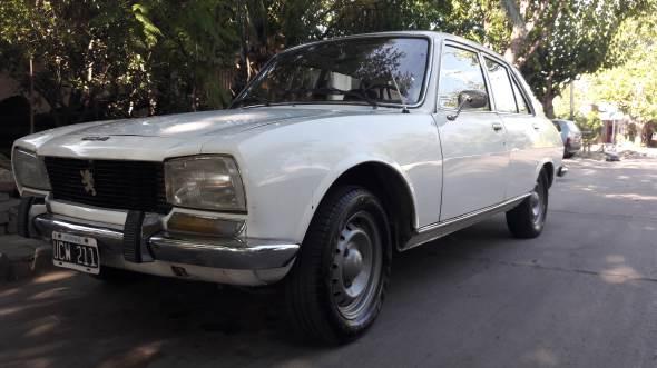 Car Peugeot 1979