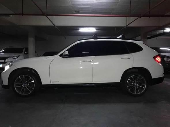 Car BMW X1