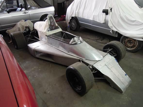 Car Fórmula Campo