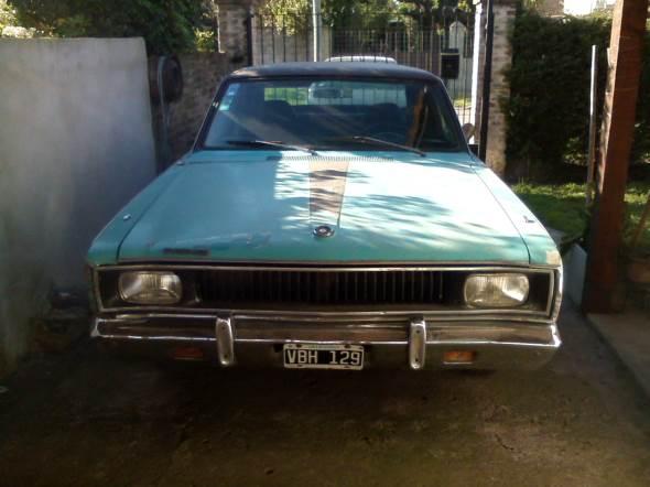 Auto Dodge Coronado Automatic