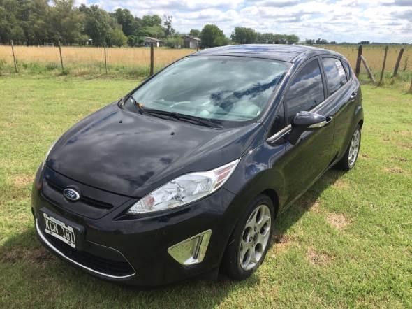 Auto Ford Fiesta KD