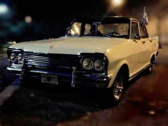 Car Chevrolet Super Sport 1967