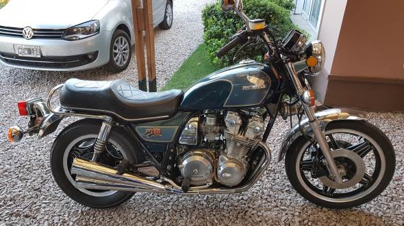 Honda CB 750 Custom 1981 Motorcycle