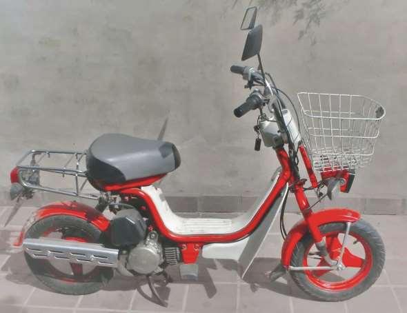 Moto Suzuki Fy Joudi