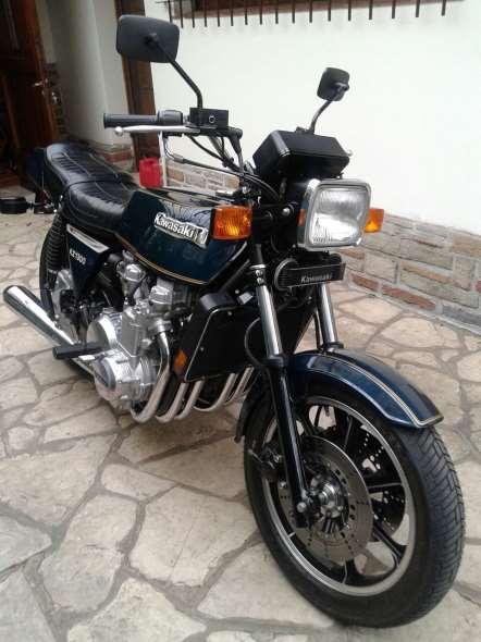 Kawasaki KZ 1300 Motorcycle