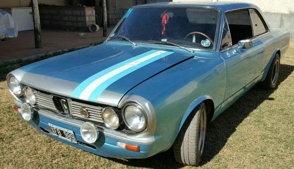 Car Torino TS 1972