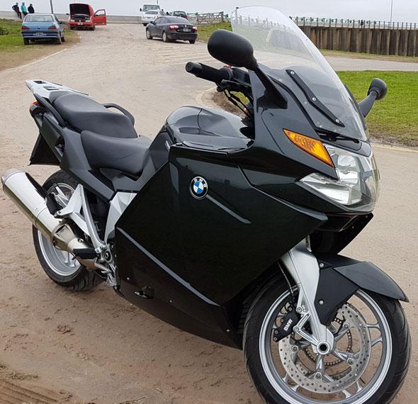 Moto BMW K1200GT
