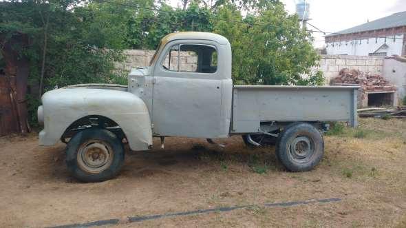 Car Ford 1951