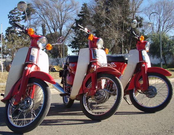 Honda C 90 Motorcycle