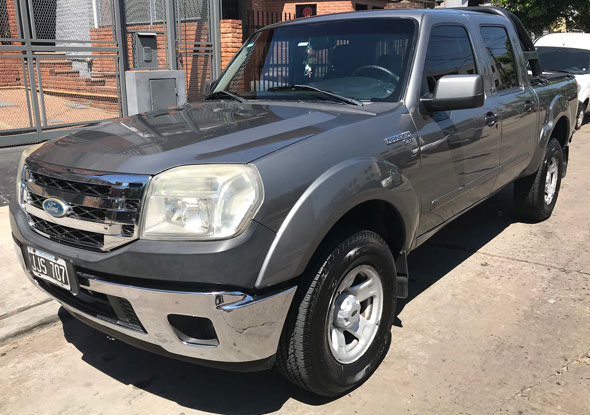 Car Ford Ranger 3.0 TDI 2010