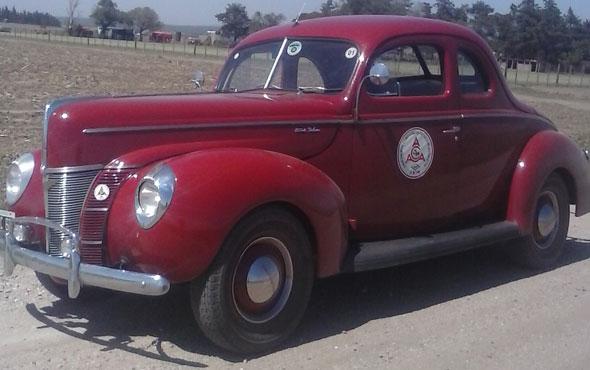 Auto Ford 1940 Coupé