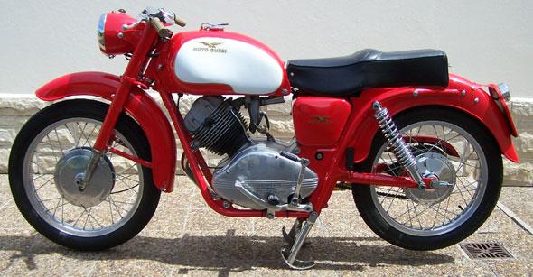 Guzzi 235 1960 Motorcycle
