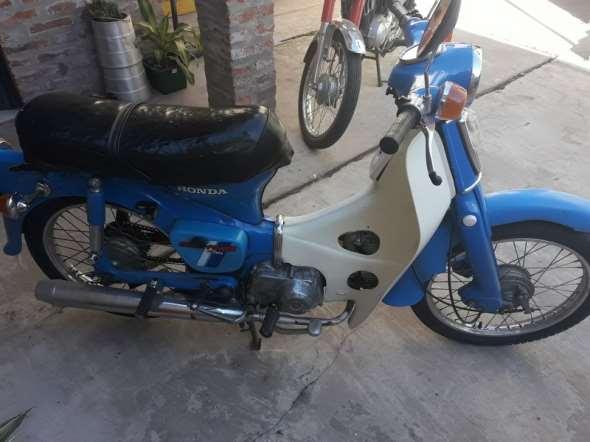Moto Honda Econopower C90