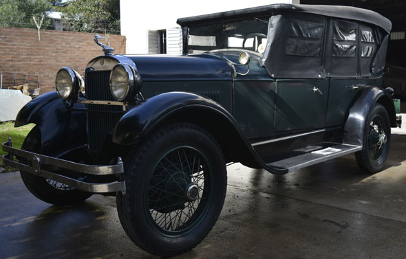Auto Essex 1928