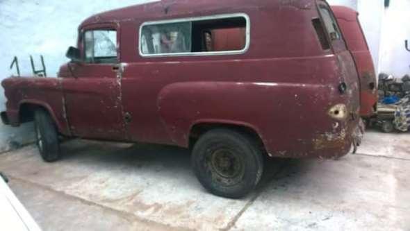 Auto Dodge 1960