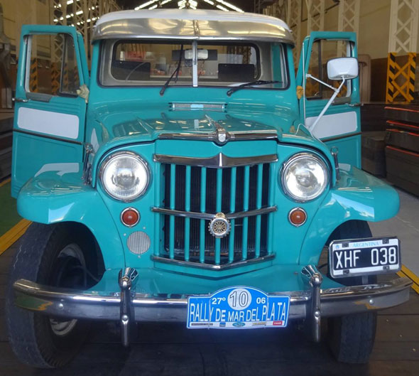 Auto IKA Baqueano 1000