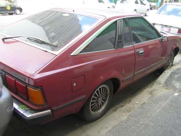 Auto Nissan Datsun 1982
