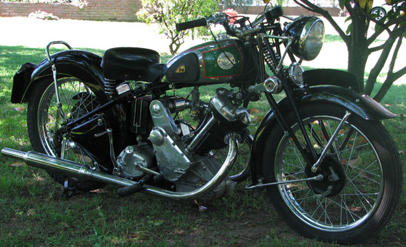 Panther 600 S 100  1938 Motorcycle