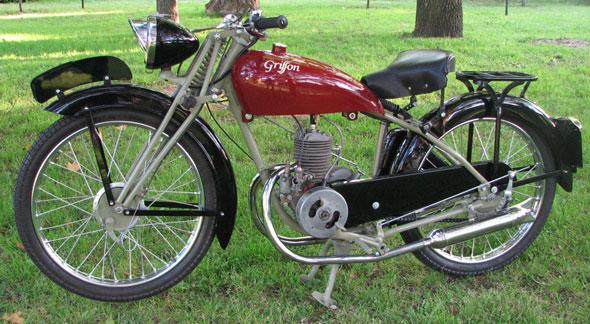 Griffon 125cc 125cc   2t Motorcycle