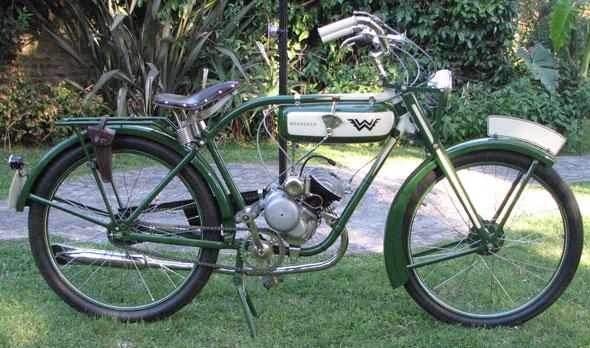 Moto Wanderer 98 1922