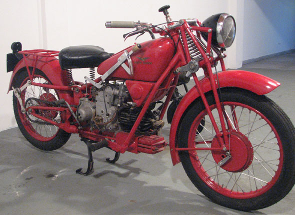 Guzzi Sport 15 1930 Motorcycle