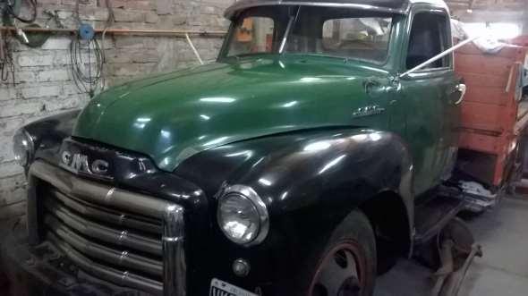 Auto GMC 1947