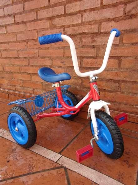 Bike Mini Carga Triciclo