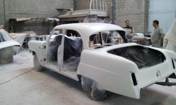 Auto Ford Mercury Monterrey