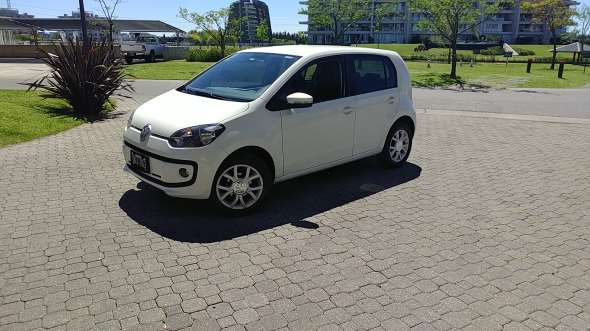 Auto Volkswagen High Up 1.0 Mpi