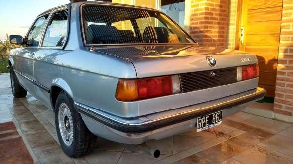 Auto BMW E21 316 1982