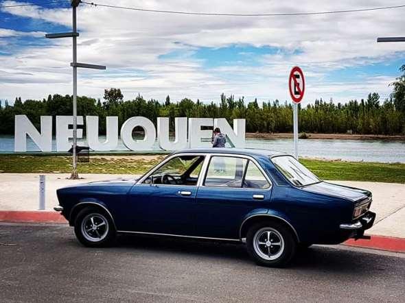 Auto Opel K 180 1977