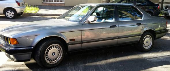 Auto BMW 1993