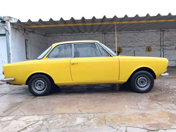 Auto Fiat 1969