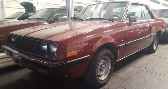 Auto Mitsubishi Sapporo