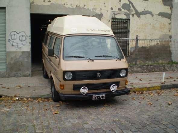 Auto Volkswagen Transporter