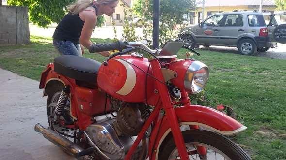 Moto Guzzi 1958