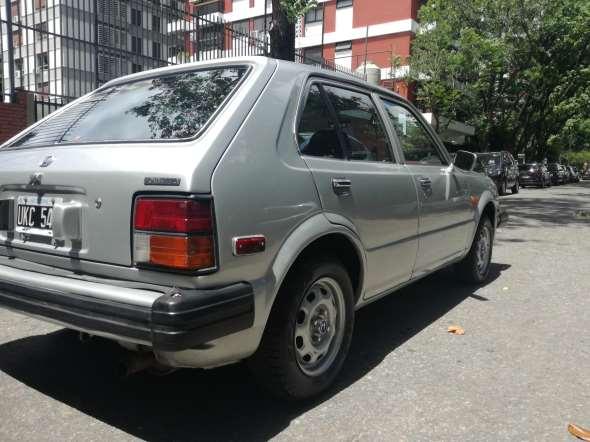 Auto Honda Civic 1981