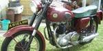Ariel Twin 650 1957