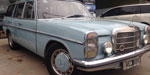 Mercedes Benz 220 D Rural Full
