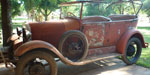 Ford A 1928 Doble Phaeton