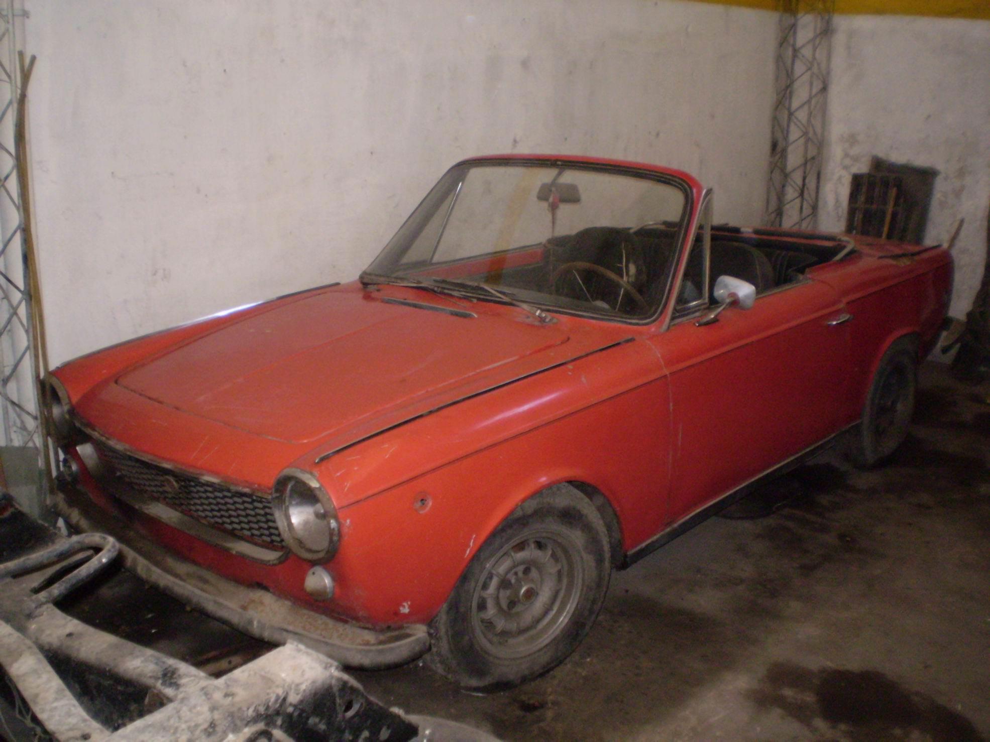 Fiat Coupé Convertible