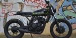 Kawasaki KLR 250 Tracker