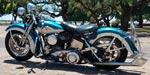 "Harley Davidson Flathead 80"" 1340cc 1941"