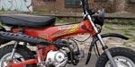 Honda CT 70 Mini Trail