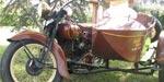 Harley Davidson 1936 Flat Head
