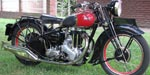 Ariel Red Hunter 500 1937