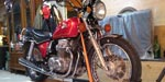Honda CB 650 A
