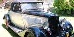 Ford  1934 Coupé Convertible