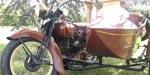 Harley Davidson  Flat Head 1240