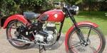 BSA  250 C 10 1954